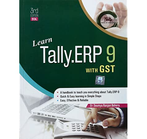 Buy Mastering Tally ERP 9: Basic Accounts, Invoice, Inventory Book