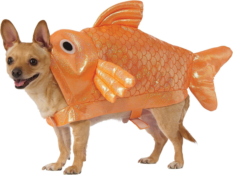 Medium Rubies Costume Co Mermaid Dog Costume