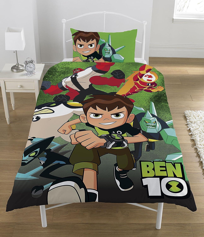 Ben 10 Go Hero Panel Duvet Set