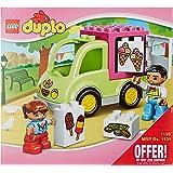 LEGO DUPLO - El camión de los helados, multicolor (10586)