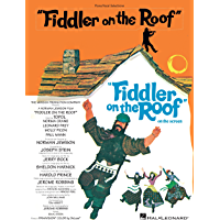 Fiddler on the Roof Songbook: Vocal Selections book cover