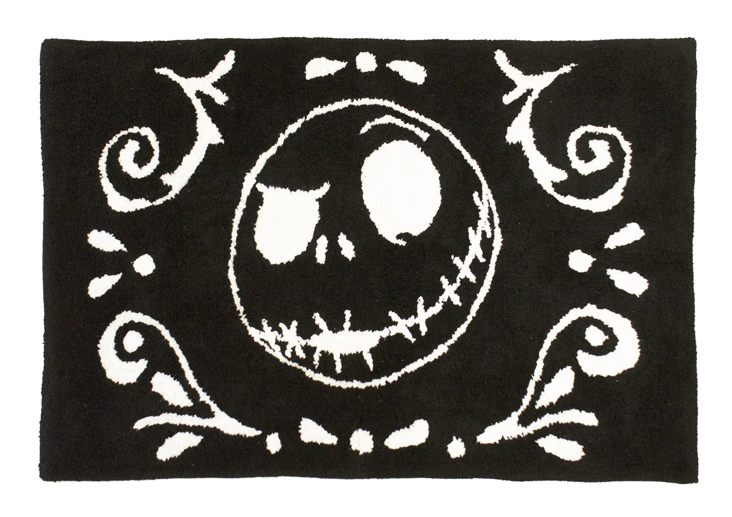 Jay Franco Disney Nightmare Before Christmas Meant to Be Cotton Tufted Bath Rug