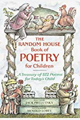 The Random House Book of Poetry for Children Hardcover