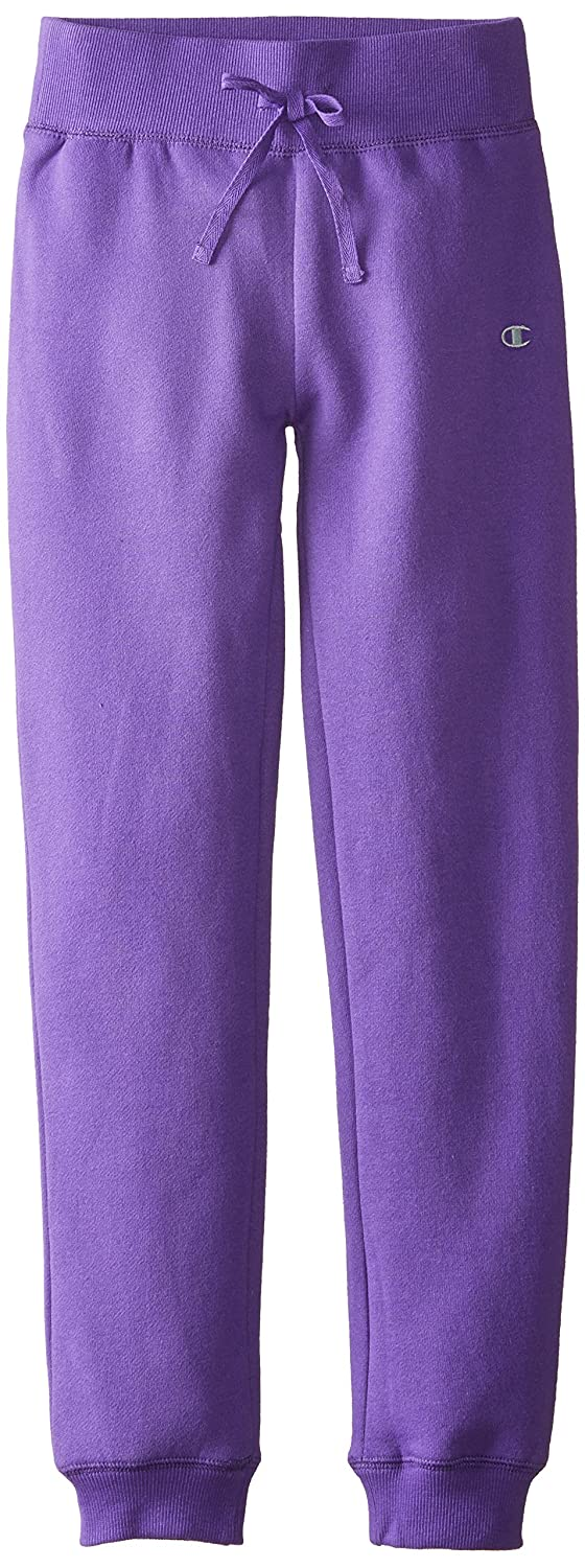 Champion Big Girls CVC Fleece Pant