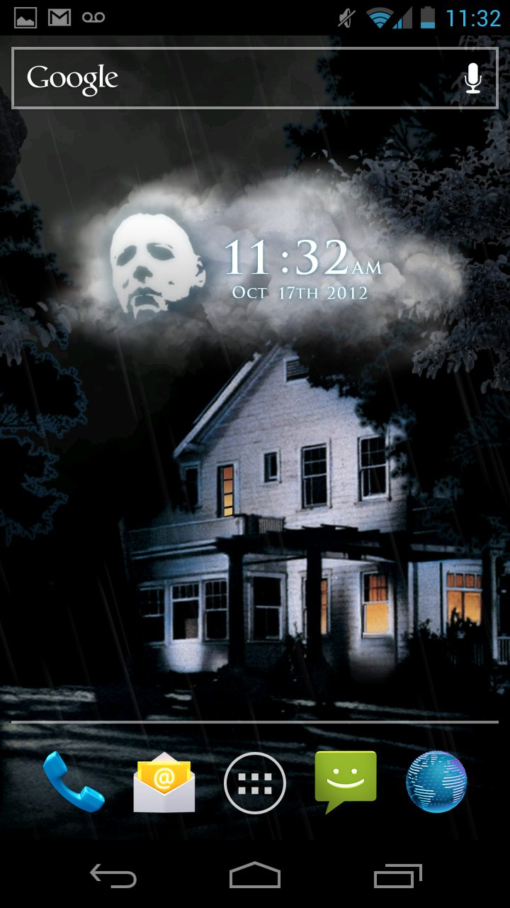 Amazon Com Halloween Live Wallpaper Appstore For Android