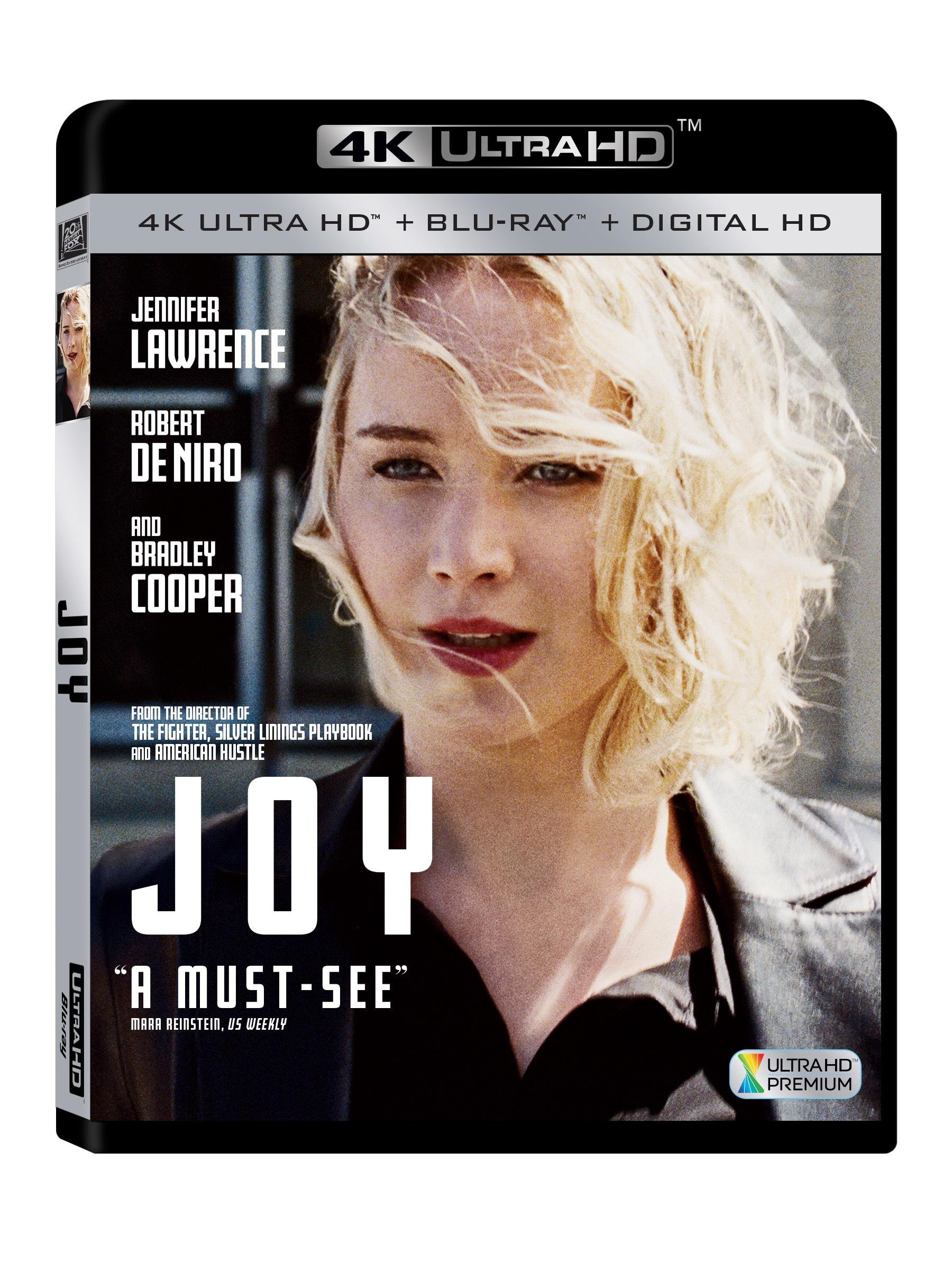 4K Blu-ray : Joy (Digitally Mastered in HD)
