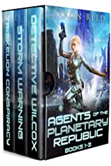 Agents of the Planetary Republic Books 1-3 Kindle Edition