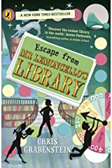 Escape from Mr Lemoncello's Library (Mr Lemoncello 1) Kindle Edition