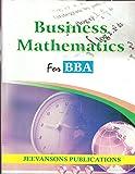 Business Mathematics For B.B.A