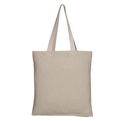 Amazon.com: ecoright reutilizable bolsa de 100% algodón ...
