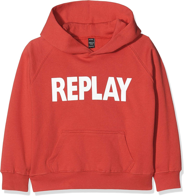 Replay Boys Hoodie