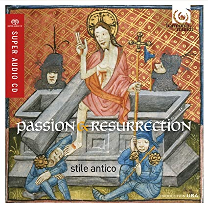 Passion & Resurrection - Music inspired by Holy Week