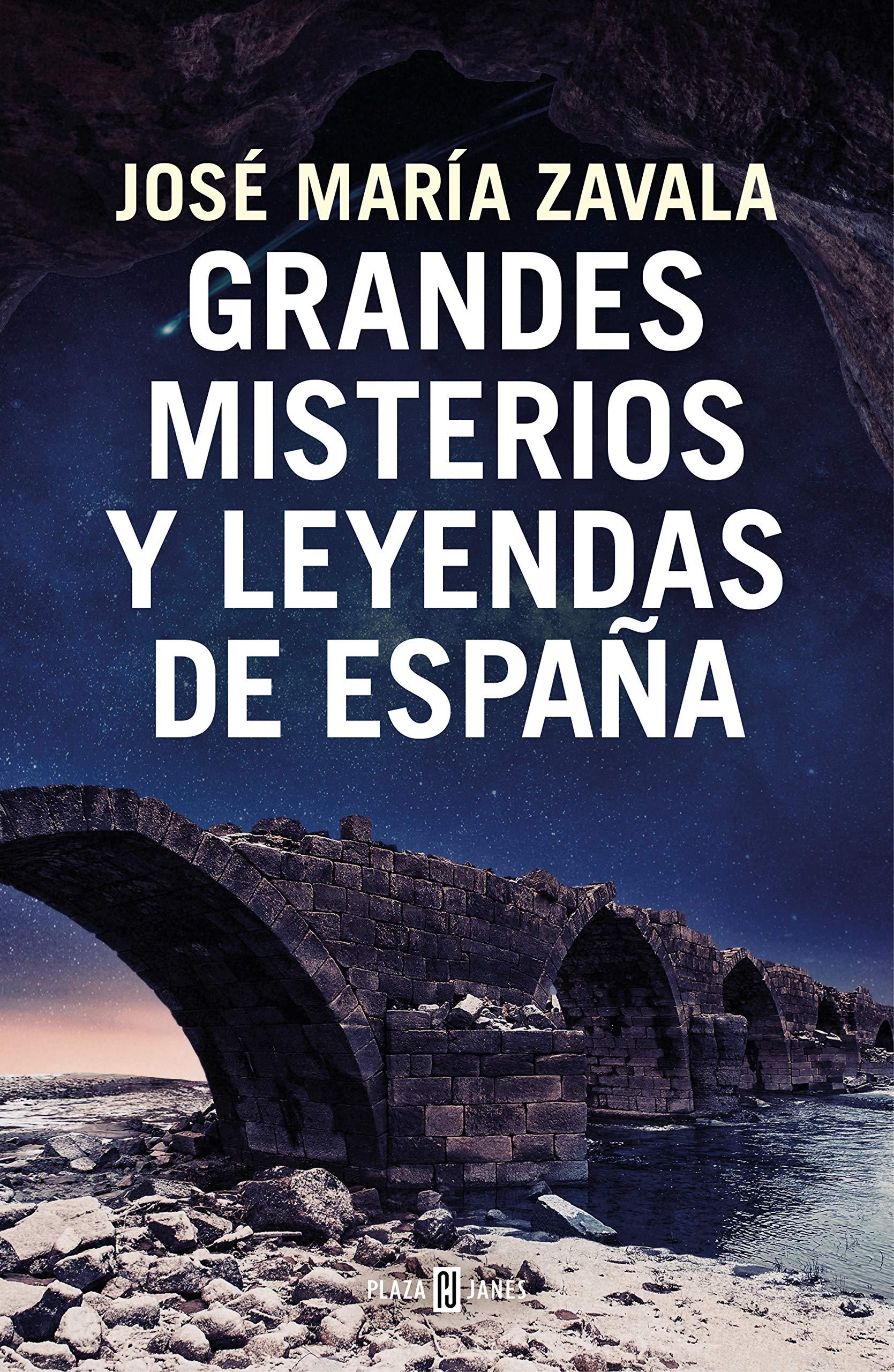 Grandes misterios y leyendas de España Obras diversas: Amazon.es: Zavala, José María: Libros