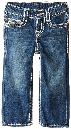 3d70e76e0 Amazon.com: True Religion Boys' Ricky Straight Fit: Clothing