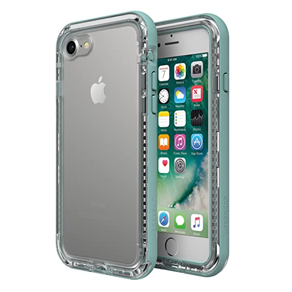 new concept 3f5d2 8389e LifeProof Next Case for iPhone 8 and iPhone 7 ONLY (NOT PLUS) Seaside