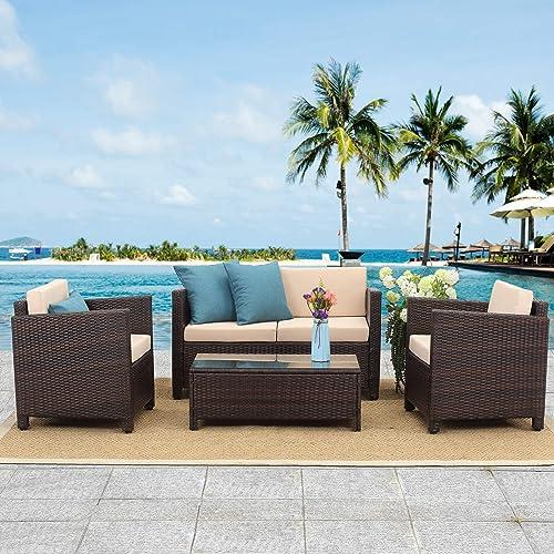 Solaste Outdoor Patio Furniture Set