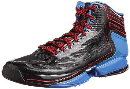 size 40 7eb4c 566f9 adidas Performance Mens adidzero Crazy Light 2 Basketball Trainers - 12