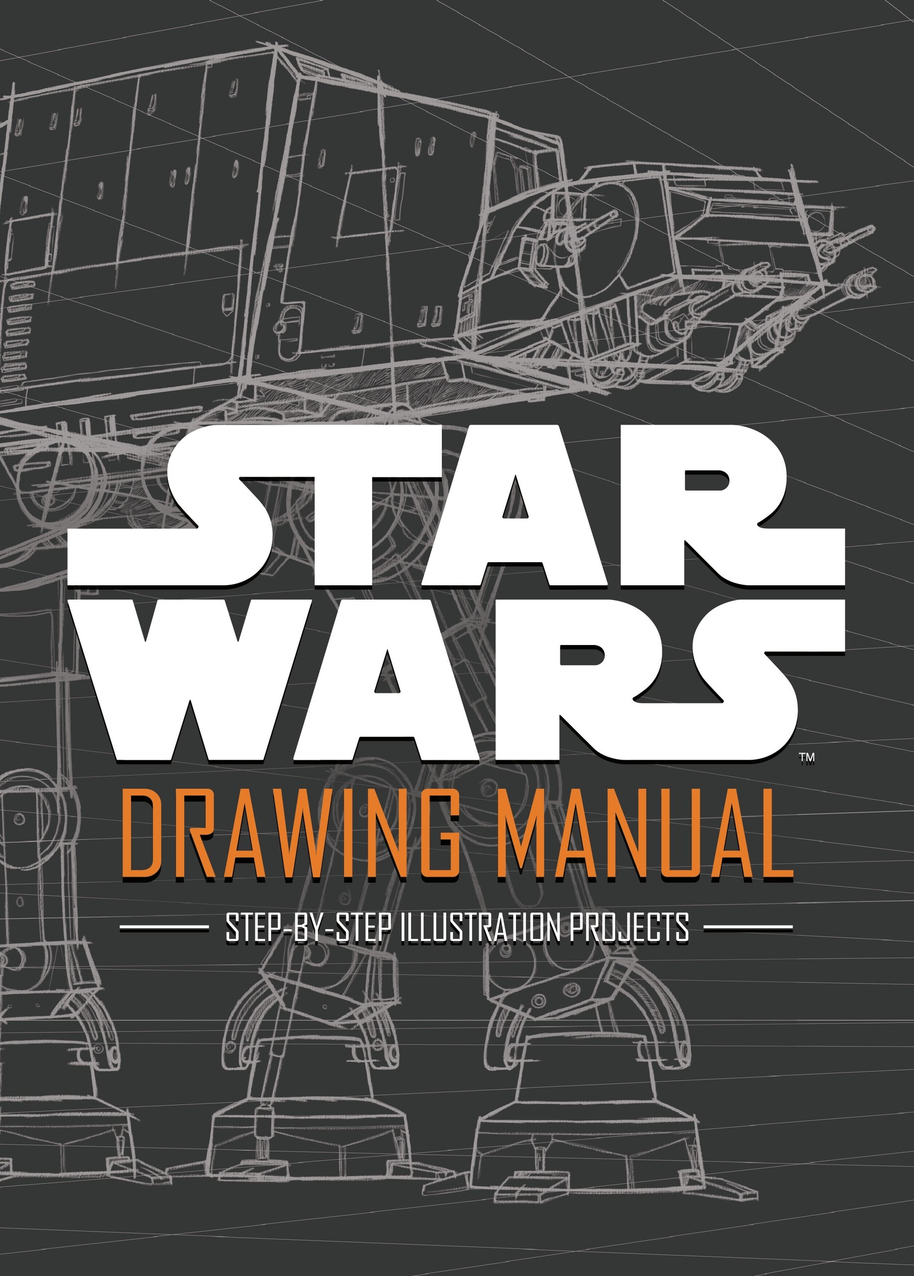 Star Wars Drawing Manual Paperback – November 3, 2016