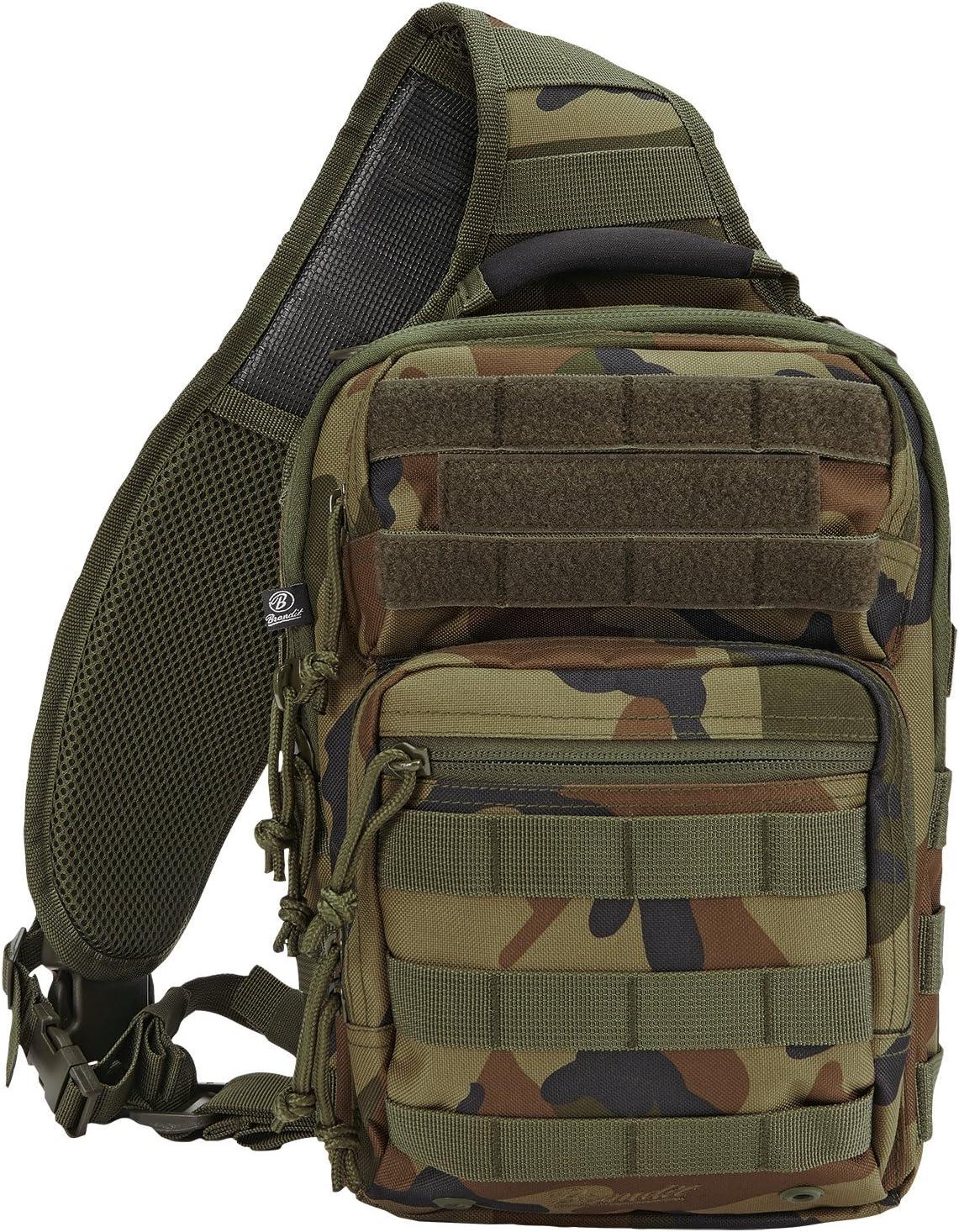 Farbe:Camel Brandit Messenger Bag US Cooper Every Day Carry Sling