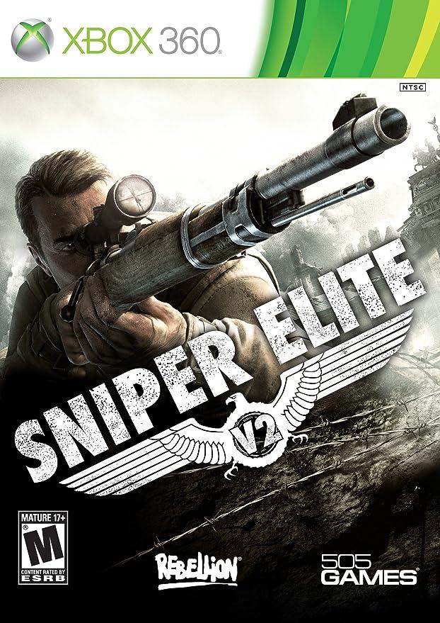 505 Games Sniper Elite V2, Xbox 360 - Juego (Xbox 360): Amazon.es ...