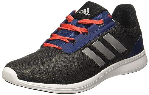 lowest price 6fb62 aa005 Adidas Mens Adi Pacer Elite 2. 0 M GrefivCblackMysbluSilv