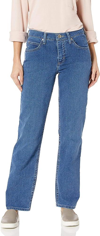 Classic-Fit Straight-Leg Jean
