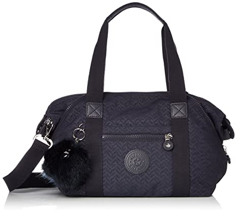 f2b6b74be Kipling Art Y Bolsa de Viaje, 45 cm, Night Blue Emb: Amazon.es: Equipaje