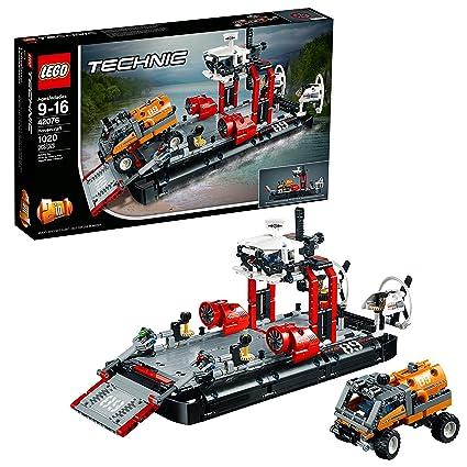 Amazon Lego Technic Hovercraft 42076 Building Kit 1020 Piece