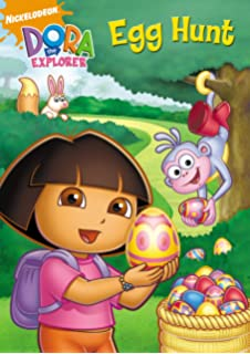 dora the explorer the egg hunt