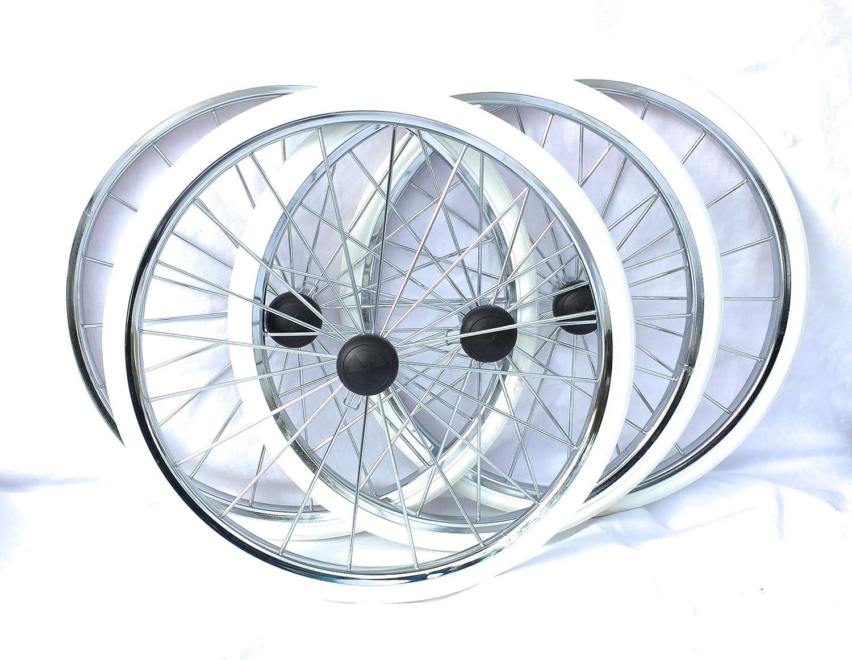 Kinderwagen Rad Räder Nostalgieräder Kinderwagenräder 14 Zoll Luftreifen Weiß