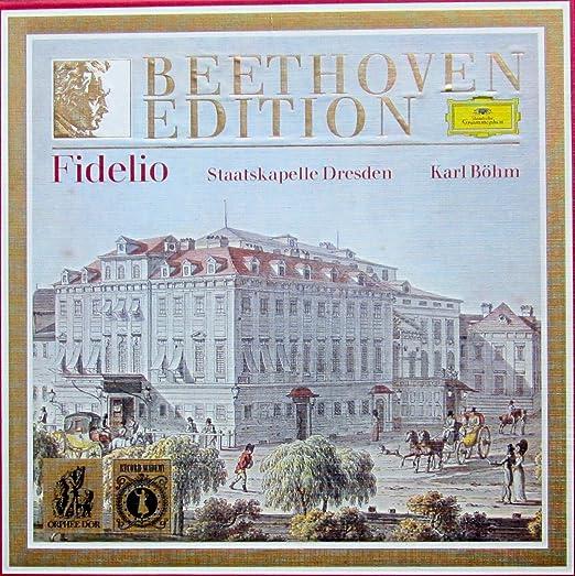 Beethoven Edition, Vol. 10: Fidelio [Vinyl Schallplatte] [3 LP Box-Set]