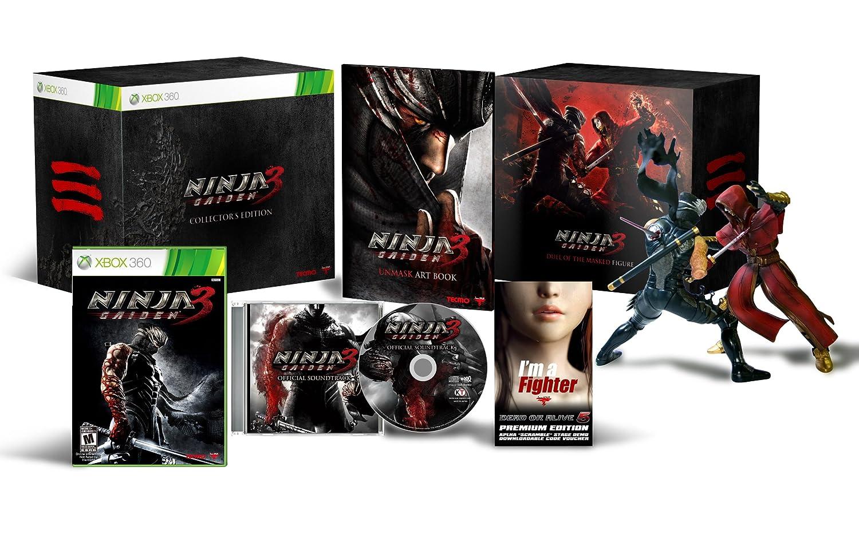 Ninja Gaiden 3 - Collectors Edition [Importación Italiana ...
