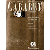 The Complete Cabaret Collection Songbook: Vocal Selections - Souvenir Edition book cover