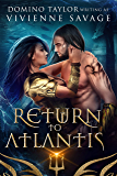 Return to Atlantis: a Fantasy Romance (Kingdom in the Sea Book 1)