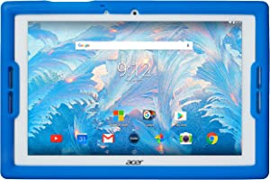 BobjGear Bobj Rugged Tablet Case for Acer Iconia B3-A40 and B3-A30 Kid Friendly (Batfish Blue)