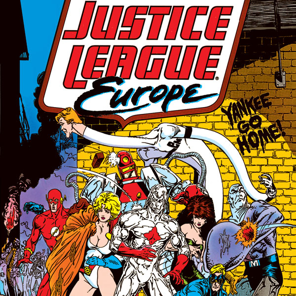 Justice League Europe (1989-1993) (Issues) (50 Book - Romeo Oakley