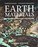 Earth Materials 2nd Edition: Introduction to Mineralogy and Petrology
