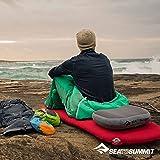 Sea to Summit Aeros Premium Pillow, Grey, Large