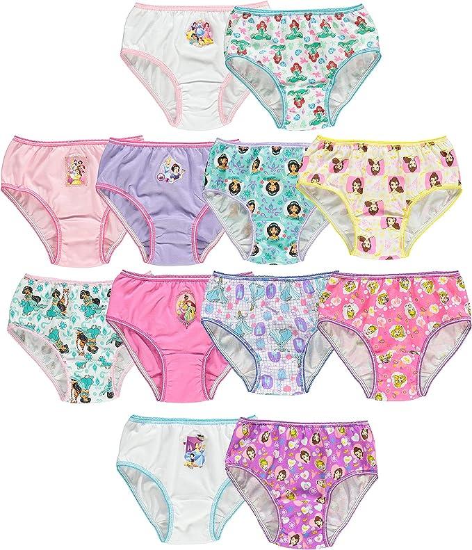 Disney Girls Frozen 2 Un-Boxing 12 Day Panty Giftbox