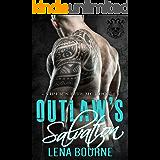 Outlaw's Salvation (A Viper's Bite MC Novel Book 2): A Bad Boy MC Romance (Viper's Bite MC) (English Edition)