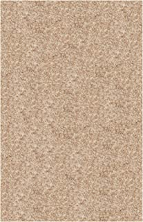 product image for Super Shag Area Rug Shaw Swag Collection Feather 4 Feet x 6 Feet.