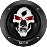Boss Audio Systems Phantom Skull De 3 vías altavoz audio - Altavoces para coche (De 3 vías, 275 W, Polipropileno, 85 - 20000 Hz, 4,92 cm, 60,5 mm)