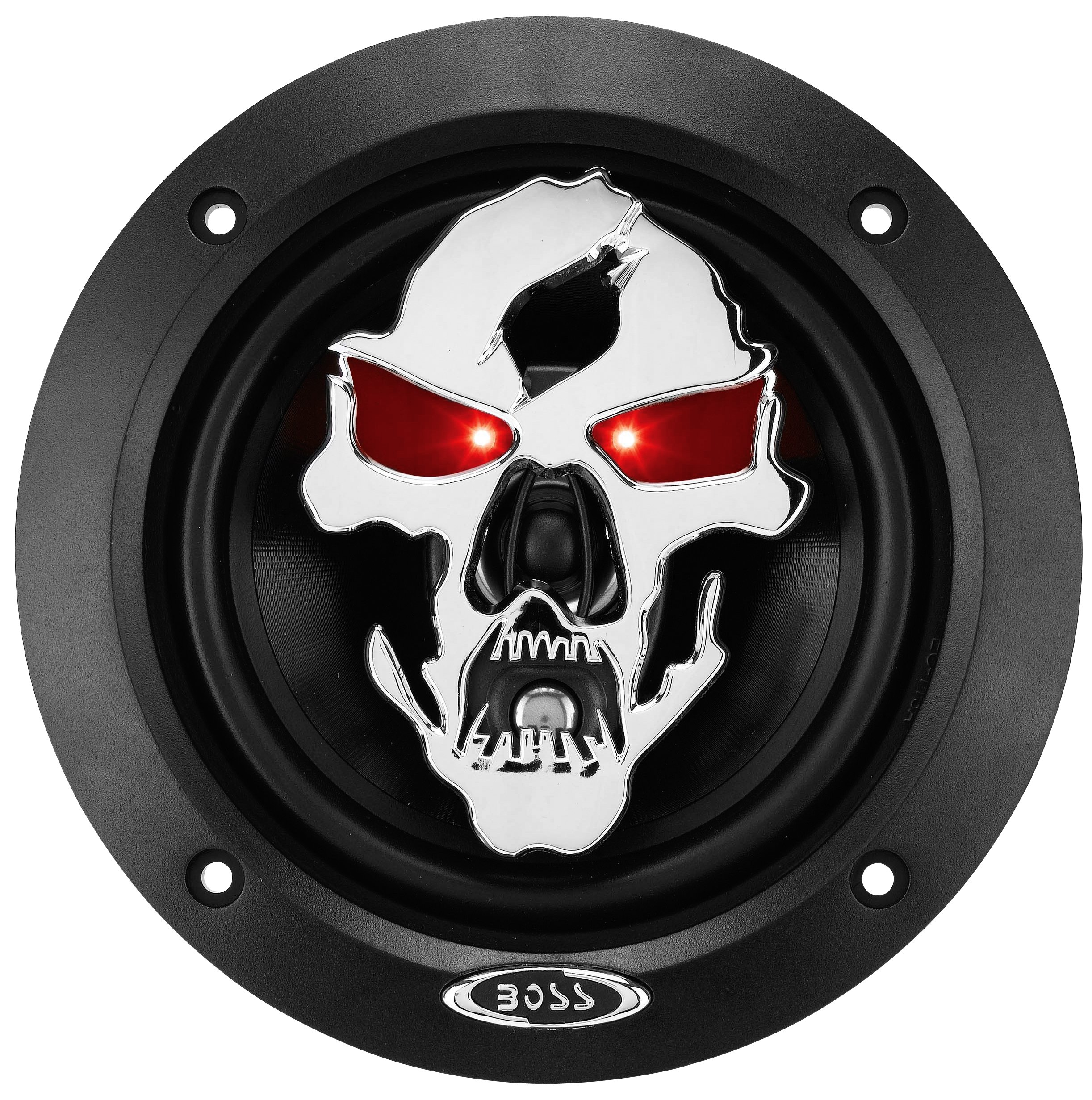 BOSS Audio SK553 275 Watt (Per Pair), 5.25 Inch, Full Range, 3 Way Car Speakers (Sold in Pairs)