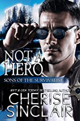 Not a Hero (Sons of the Survivalist Book 1) Kindle Edition