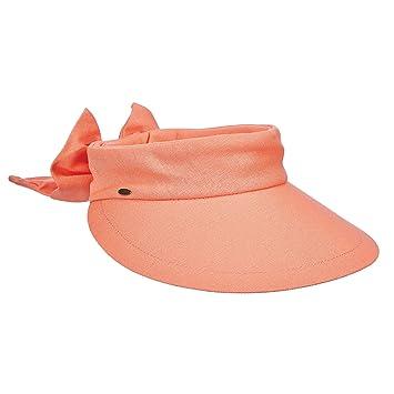 0ef4f465bc7 Scala V25 Women s V25-GRPFRT UV Hat-Grapefruit