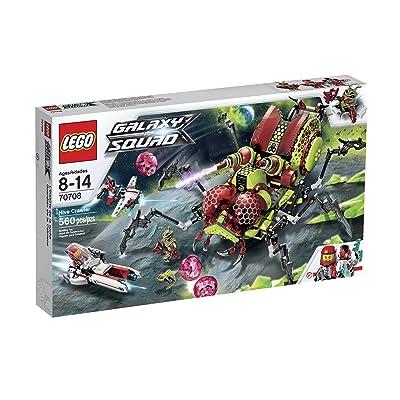 LEGO Galaxy Squad Hive Crawler: Toys & Games