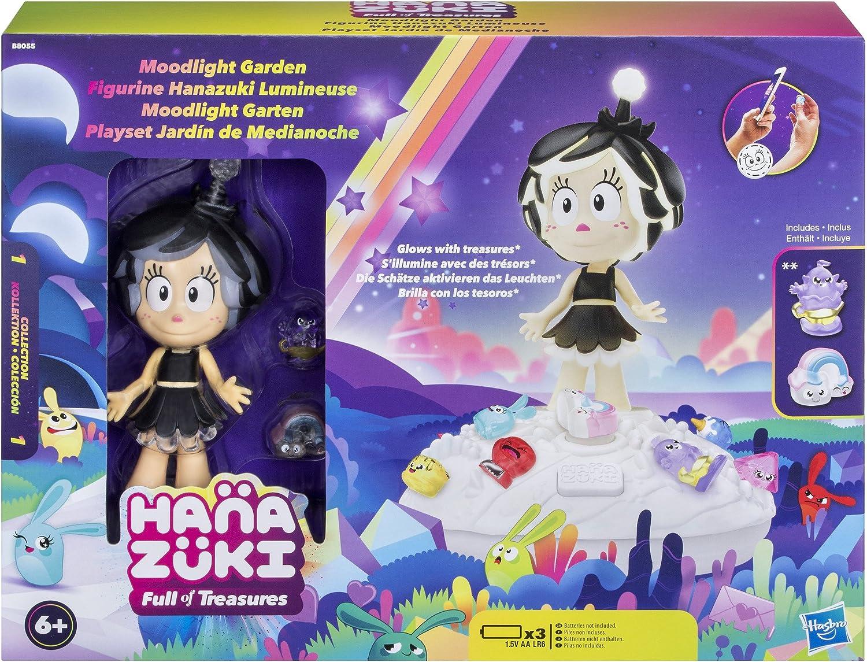 Hanazuki - Jardin de Media Noche (Hasbro B8055EU4)