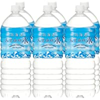 Hokuren Mineral Water, 2L (Pack of 6)