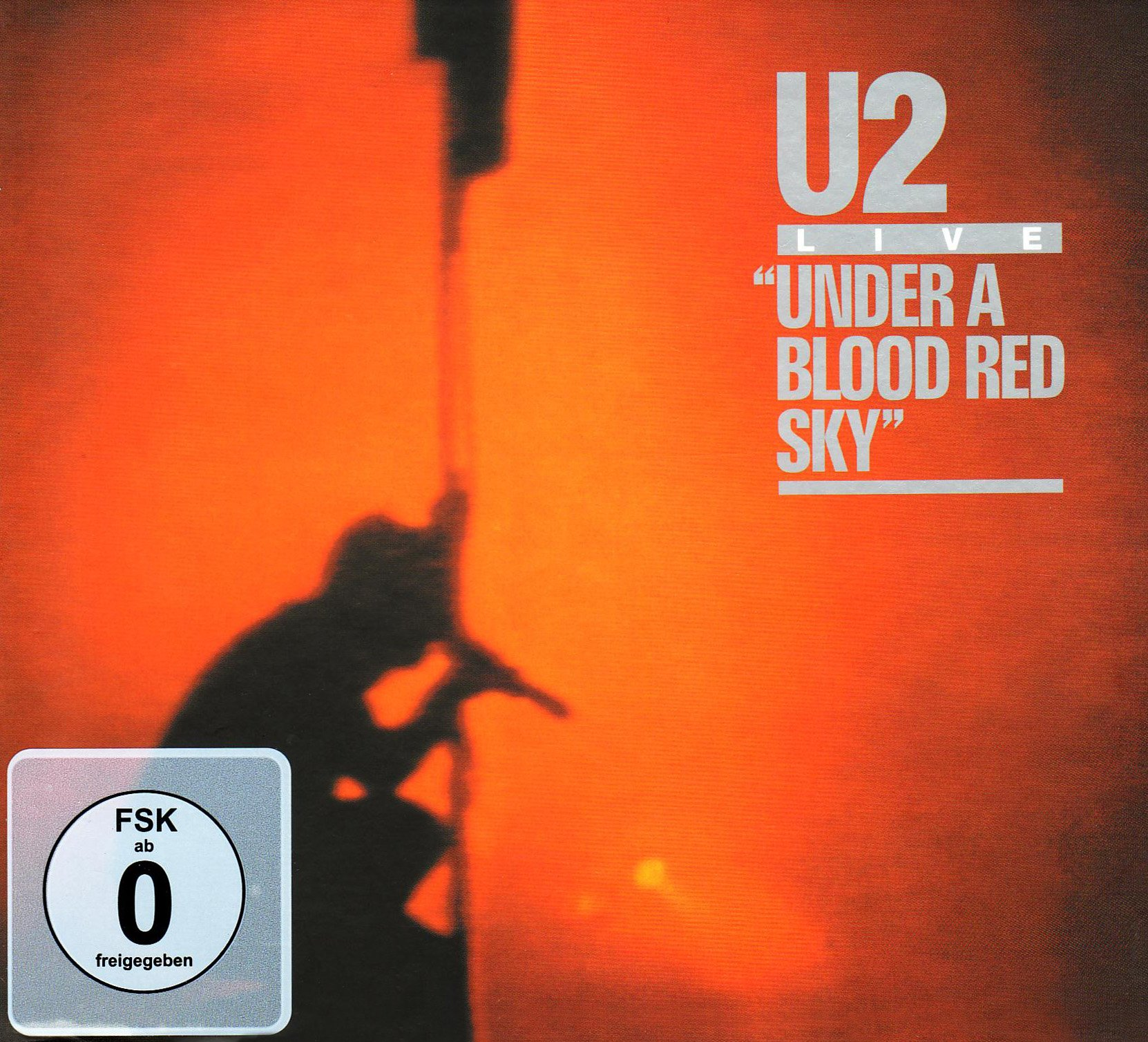 Under a Blood Red Sky - Deluxe Edition CD/DVD by Interscope