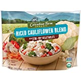 Cascadian Farm Riced Cauliflower Blend with Stir